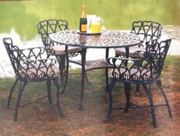 Cast Iron Patio Furniture - Outdoor iron furniture