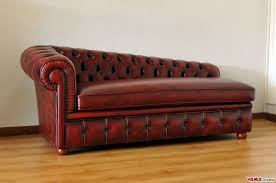 Red Leather Chesterfield Sofa by Chesterfield Leather Chaise Longue Price And Sizes