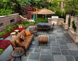 Landscape Patio Ideas Landscaping Ideas And Prices Less Than 6 000