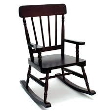 Espresso Rocking Chair Nursery Pine Rocking Chairs High Back Pine Rocker Espresso Rocking Chairs
