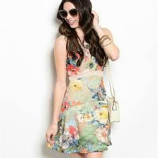 summer dresses on sale dresses skirts sale floral summer dress multi color flower