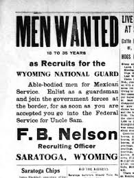 Wyoming travel guard images The wyoming guard on the mexican border 1916 jpg