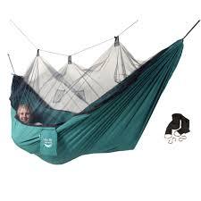 blue sky hammocks mosquito net hammock with free tree straps