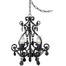 Mini Swag Chandelier Funky And Sweet Chandeliers Polyvore