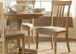 Casual Dining Room Furniture by Oval Pedestal Casual Dining Table In Rubberwood Solids And