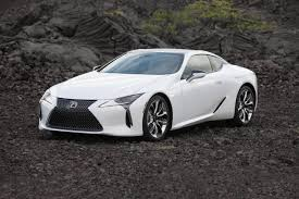 lexus lc 500 news and 2018 lexus lc 500 pricing for sale edmunds