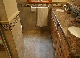 small bathroom floor tile ideas small bathroom remodeling fairfax burke manassas remodel pictures