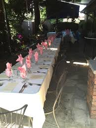 wedding venues modesto ca bridal shower at redwood cafe at vintage gardens modesto modesto