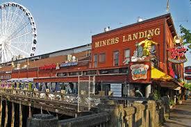 seattle map restaurants locations washington seafood restaurants southern california