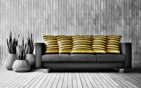 floor minimalist architecture sofa interior room style design