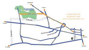 Lancaster Map Location Map Of Lancaster New City Lancaster New City Cavite