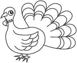 printable free coloring sheets thanksgiving turkey for girls boys