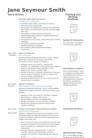Sales Rep Resume Examples by Outside Sales Resume Samples Visualcv Resume Samples Database