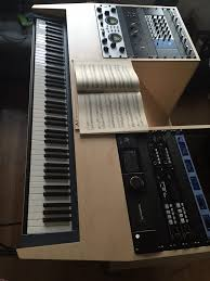 Music Studio Desks by Music Studio Desk Luna Doepfer Lmk4 Recording Studio
