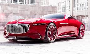 maybach mercedes coupe bourgeois re volt mercedes maybach 6 concept dissected u2013 feature