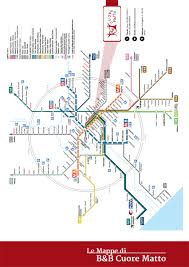Map Of Metro In Rome by How To Reach B U0026b Cuorematto Rome