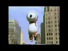 snoopy in macy s thanksgiving day parade 1987