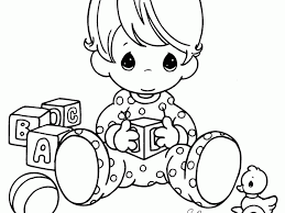 100 ideas baby coloring pages to print on emergingartspdx com
