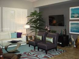 Round Rugs Modern by Living Room 54 White Curtains On The Green Wall With Round