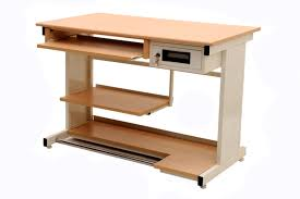 Computer And Printer Desk Furniture Computer Table With Printer Stand And Drawer Wenge