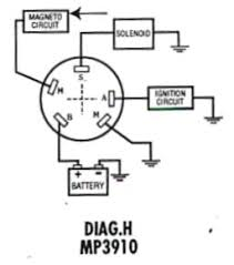 types of switches used in marine electrical systems ignition