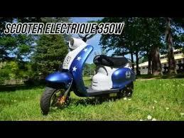 si e enfant scooter scooter électrique enfant 350w silencieux et sans entretien
