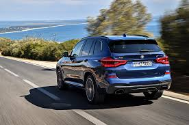 2018 bmw x3 first drive review shifting the center of gravity