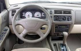 mitsubishi montero sport 2000 2004 mitsubishi montero sport information and photos zombiedrive