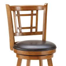 dark oak bar stools bar stools remarkableoden swivel bar stools with backs image