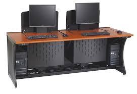 Desks For Two Computers Evolution Computer Desks Desks And Tables Pinterest Products