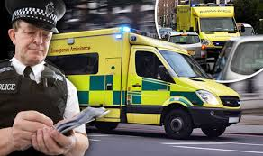 Ambulance Driver Meme - driving warning you can be fined for moving out of the way of an