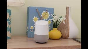 Google Home Design by Google Home Demonstration Youtube