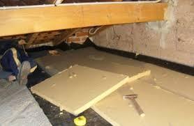 pannelli per isolamento termico soffitto posa isolante termico sottotetto in pannelli rigidi
