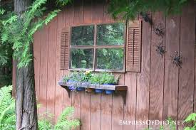 windows sheds with windows decorating small garden sheds great