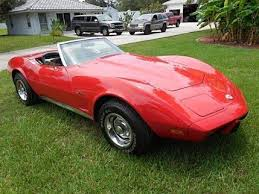 75 stingray corvette 1975 chevrolet corvette classics for sale classics on autotrader