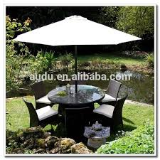 Patio Table With Umbrella Hole Outdoor Table With Umbrella Hole Outdoor Table With Umbrella Hole