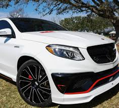 mercedes customized it s another car for this is a mercedes gle 63s coupe 120k