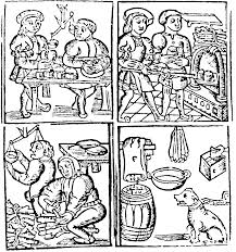 Kitchen Tools And Equipments And Their Uses Overview Of Cooking Equipment In The Medieval Kitchen
