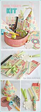 new year party favors family new year s holidays box and ring