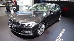 future bmw 3 series 2017 bmw 520d sedan luxury line exterior and interior auto