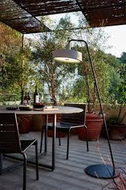 Outdoor Floor Lamps Modern Outdoor Floor Lamps For Patio Lighting Ideas Photos 01