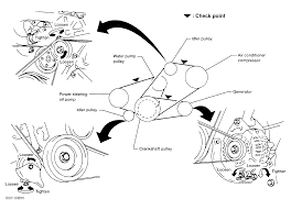 nissan altima 2005 belt 1994 nissan maxima serpentine belt routing and timing belt diagrams