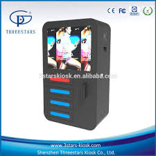 wall mounted charging station digital screen wall mounted advertising public cell phone charging
