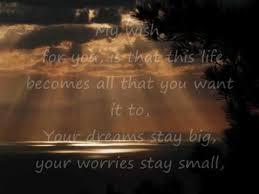 rascal flatts my wish for you with lyrics
