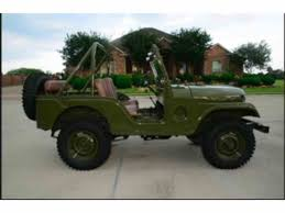 military jeep willys for sale classic jeep for sale on classiccars com