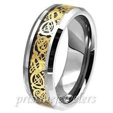 titanium celtic wedding bands celtic wedding bands ebay