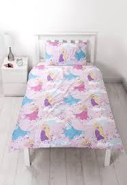 disney princess dreams single rotary duvet set amazon co uk