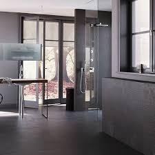 badezimmer duschen trend im badezimmer bodenebene dusche