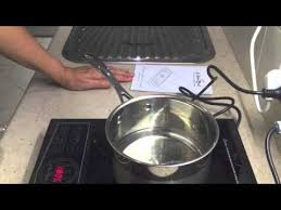 Portable Induction Cooktops Reviews Unboxing U0026 Mini Review Of Portable Induction Hotplate Cheekyricho
