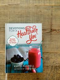 Devotions For Thanksgiving Day Book Review U0026 Giveaway Devotions For A Healthier You By Katie